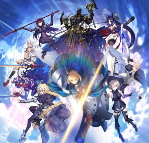 Nuevos cambios en Fate/Grand Order